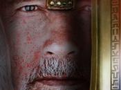 Teaser poster para leyenda Conan protagonizado Schwarzenegger
