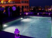 Inauguración oficial Piscina Lounge Hotel Molina Lario( Málaga)