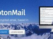 ProtonMail, correo criptografiado creado CERN