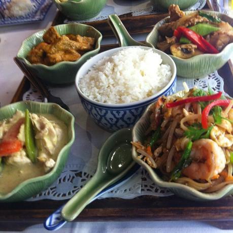 Aroy thai cocina tailandesa en madrid paperblog for Cocina tailandesa madrid