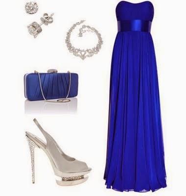 Vestidos para una boda tarde noche