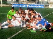 Selección sub-14 Coruña proclamó campeona gallega Bertamirans