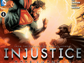 Injustice: Gods Among [Cómic]