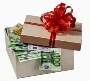 5 ideas para pedir o regalar dinero en la boda paperblog for Cosas para regalar en una boda