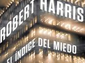 índice miedo Robert Harris