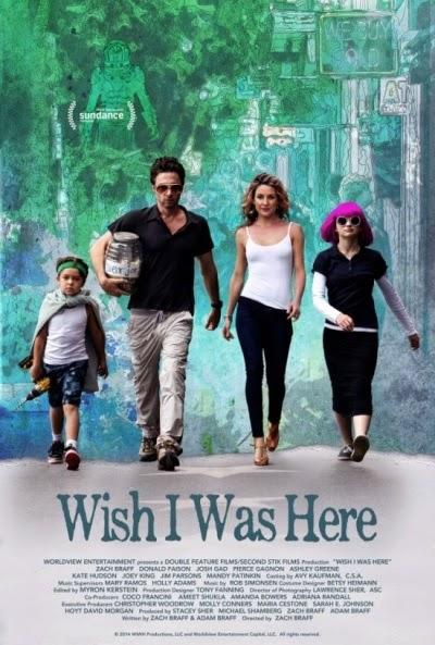 NUEVO TRAILER DE 'WISH I WAS HERE' CON ZACH BRAFF