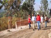 región Lima: OBRAS DESARROLLO VIAL DETIENEN ZONAS ALTO ANDINAS