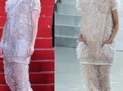 look para Julianne Moore Chanel #Cannes2014 Wasikowska Louis Vuitton)