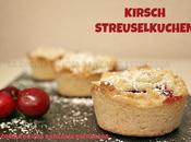 Kirsch streuselkuchen cerezas), segundo aniversario desafío cocina