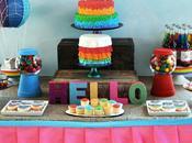 Fiesta Hola Arcoiris