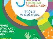 Feria Ciencia Tecnología para Niños Niñas (Valparaíso, Chile)
