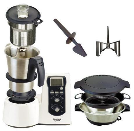 Robot de cocina alternativo a thermomix existe paperblog - Robot de cocina thermomix precio ...