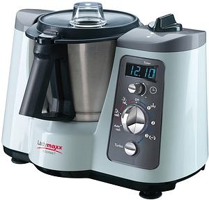 Robot de cocina alternativo a thermomix existe paperblog - Robot cocina lidl ...