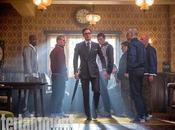 Primer vistazo Colin Firth 'Kingsman: Secret Service', Matthew Vaughn