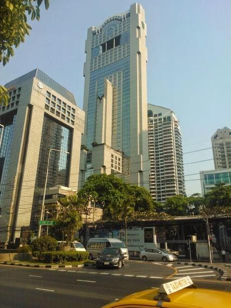 Hotel Banyan Tree en Bangkok