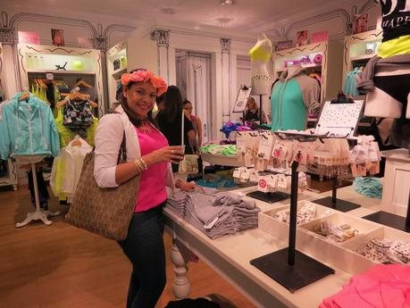 (Eventos) Aero Girls - Live Love Dream - Girls Shop