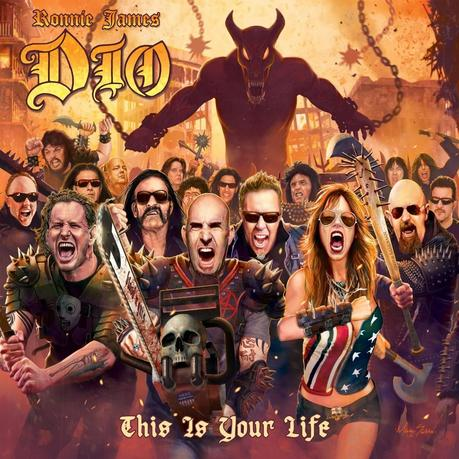 This is your life Tribute to Ronnie James Dio (2014)