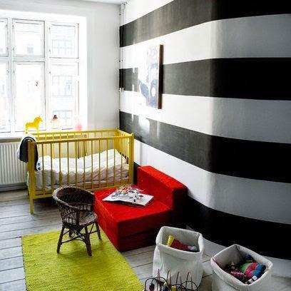 Habitaciones infantiles ii blanco y negro si o no paperblog - Habitaciones infantiles en blanco ...