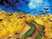 """trigal cuervos"""" Vincent Gogh"""