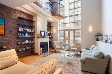 Apartamento tipo loft en chelsea paperblog - Apartamento tipo loft ...