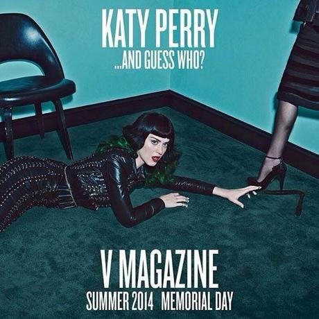 Katy Perry V Magazine