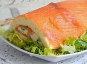 Tronquito salado salmón (Con Thermomix)