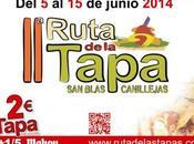Ruta Tapa Blas-Canillejas 2014