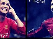 vídeos reproducidos Cristiano Messi YouTube