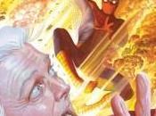 Portada alternativa Alex Ross para Amazing Spider-Man