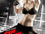 Nueva serie pósters caracterizados 'sin city: dama matar'