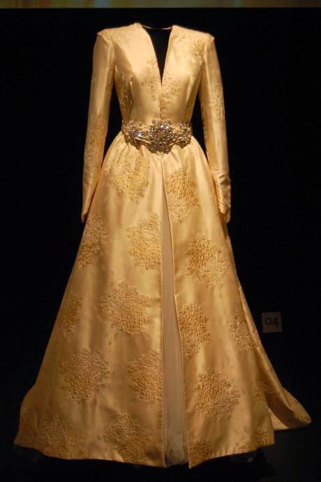 Vestido de novia 50 aniversario