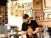 Swinton Grant: arte cafés Lavapiés
