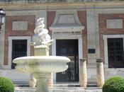 Visitar Archivo Indias Sevilla