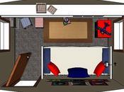 PROYECTOS Dormitorio Infantil