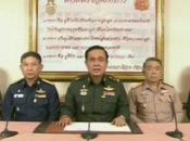 Golpe Estado Tailandia
