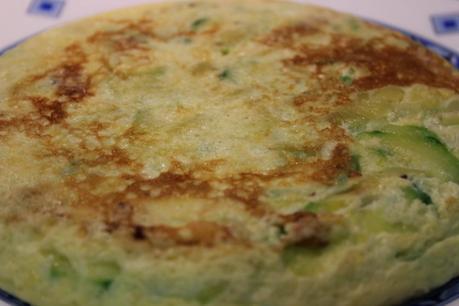 Tortilla de calabacin y cebolla paperblog - Tortilla de calabacin y cebolla ...