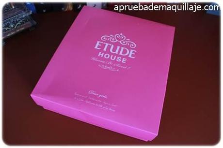 Caja de la Pink Box de mayo de Etude House
