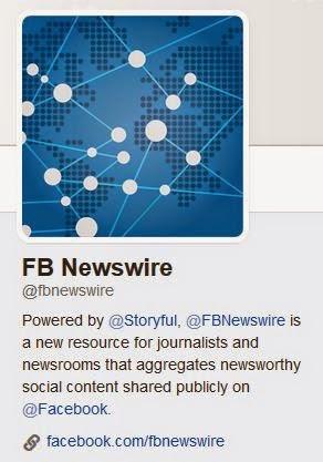 Facebook anuncia su Agencia de Noticias (Newswire) basada en los usuarios