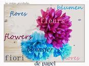 FINDE FRUGAL...Flores papel