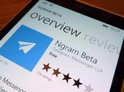 Ngram Windows Phone