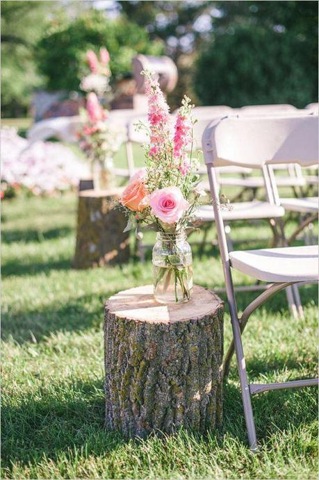 Ideas para la decoraci n del jard n en el d a de tu boda for Detalles para decorar jardines
