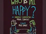 Noam Chomsky animado, otra ocurrencia Michel Gondry