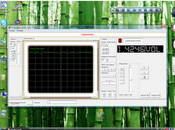 Osciloscopio-voltimetro para multiproposito