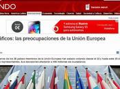 Ante elecciones europeas, mayo 2014