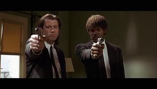 Pulp Fiction: la roca
