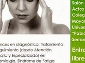Congreso sobre Fibromialgia Fatiga crónica Teruel, Mayo