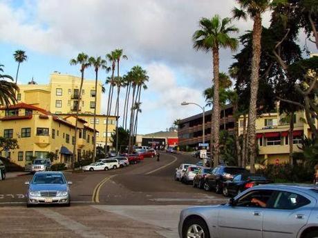 Playas en San Diego. California