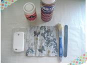 Tutorial: decorar carcasa para móvil!