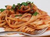 """Pasta cantábrico """"con sardinas anchoas"""". Nutrición recetas"""