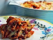 Tortellini gratinados horno